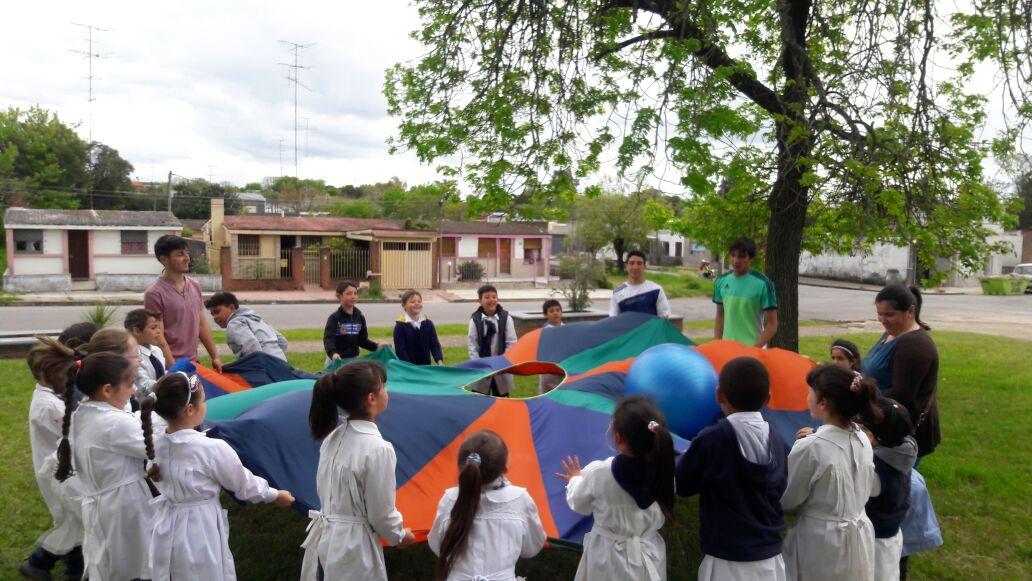 Juegos Recreativos Uruguay Educa