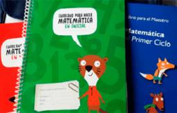 Tapas de los Cuadernos para hacer Matemática en la Escuela